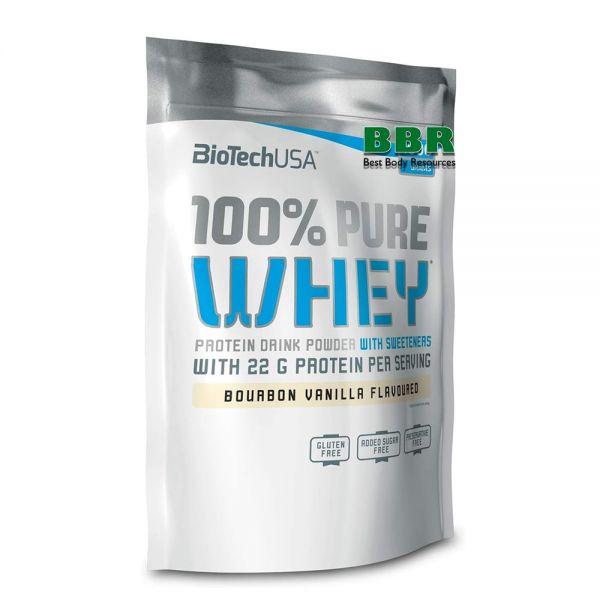 100% Pure Whey 1000g, BioTech