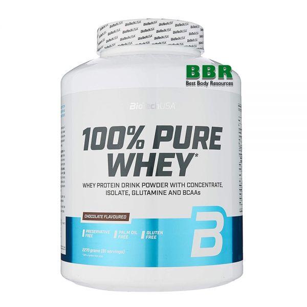 100% Pure Whey 2270g, BioTech