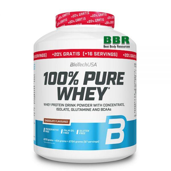 100% Pure Whey 2724g, BioTech