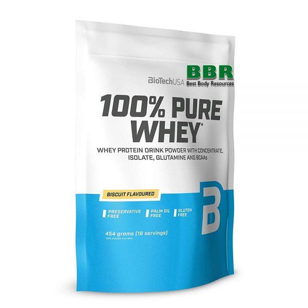 100% Pure Whey 454g, BioTech