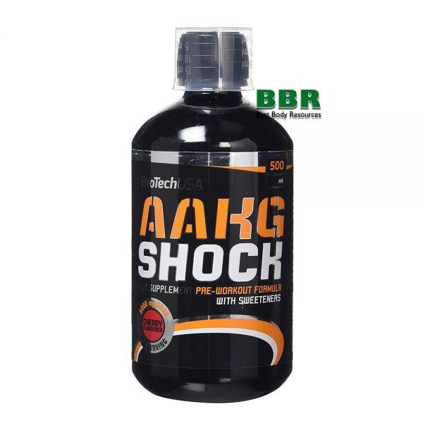 AAKG Shock Extreme 500ml, BioTech