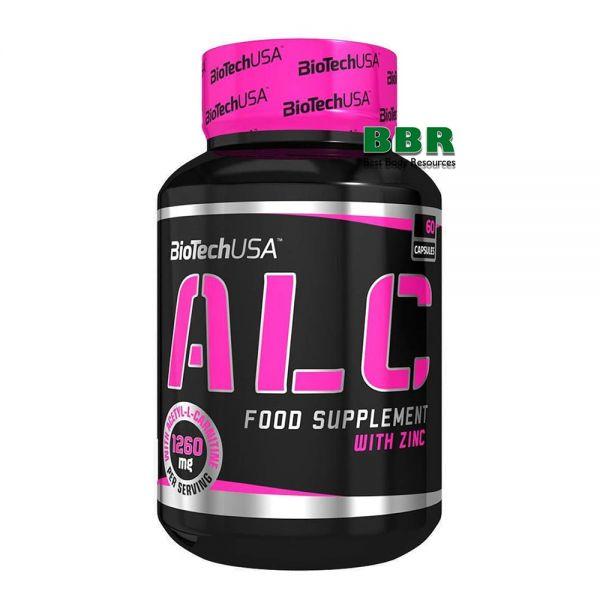 ALC 60caps, BioTech