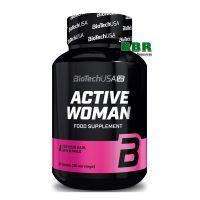 Active Women 60 Tabs, BioTechUSA