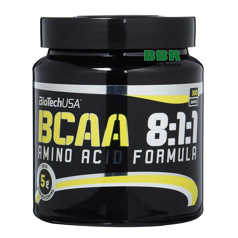 BCAA 8:1:1 300g, BioTech