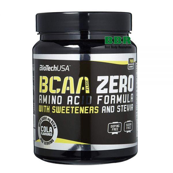 BCAA Flash Zero 700g, BioTechUSA