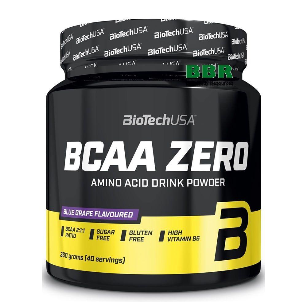 BCAA Zero Flash 360g, BioTech (USA)