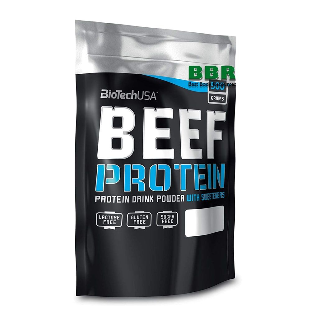 Beef Protein 500g, BioTech