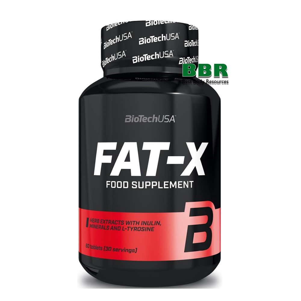 Fat-X 60tab, BioTech
