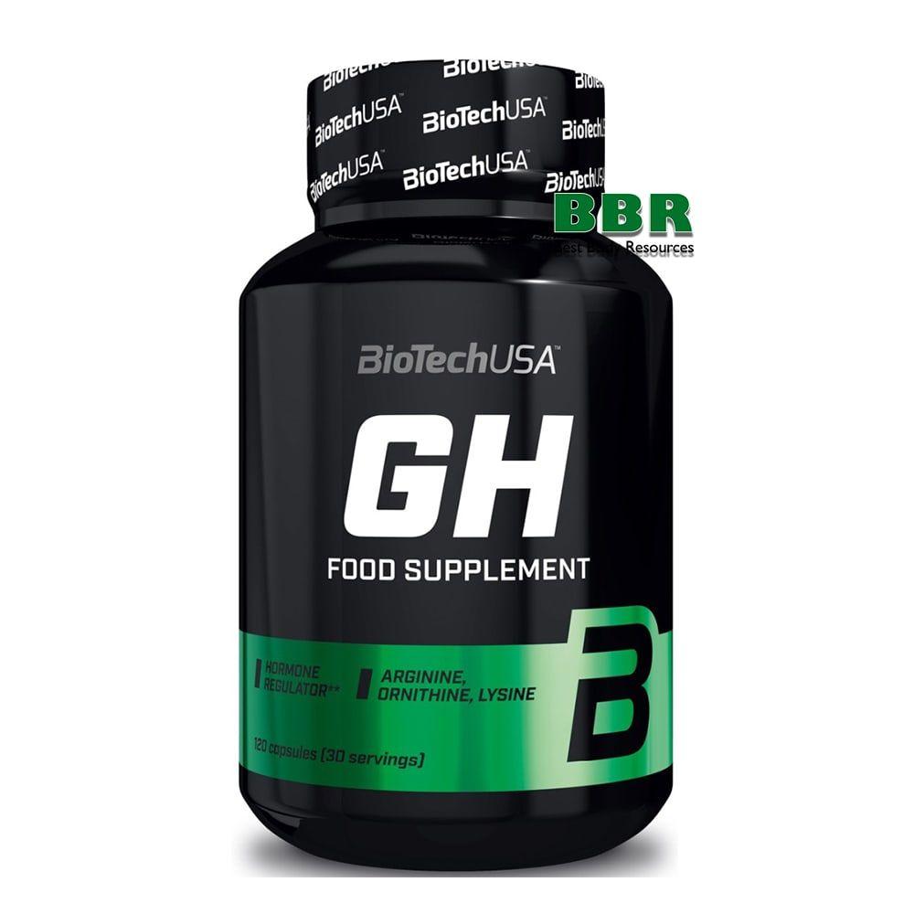 GH Hormone Regulator 120caps, BioTech
