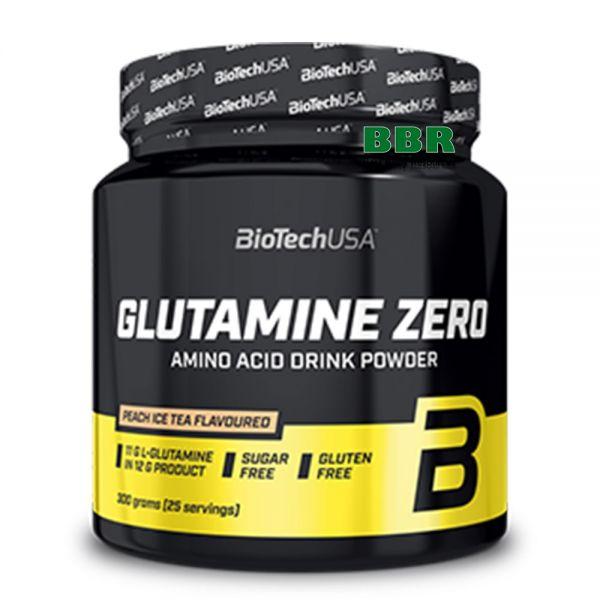 Glutamine Zero 300g, BioTech
