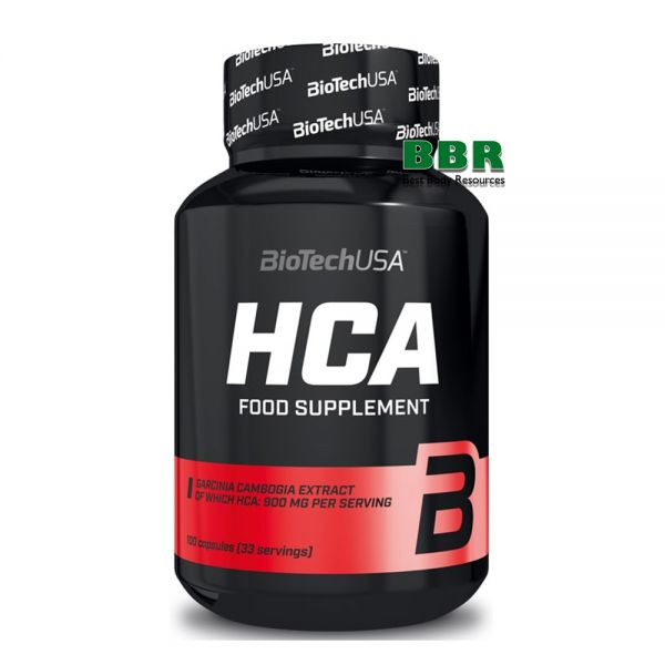 HCA 100caps, BioTech