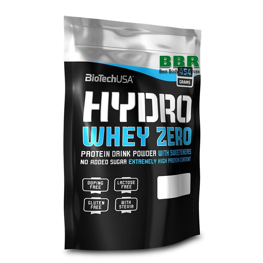 Hydro Whey Zero 454g, BioTech