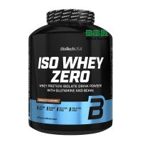 Iso Whey Zero Lactose Free 2270g, BioTechUSA