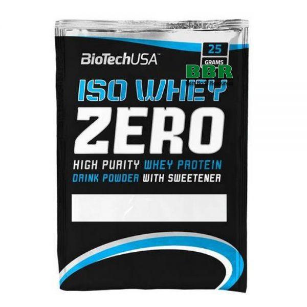Iso Whey Zero Lactoze Free 25g, BioTech