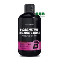 L-Carnitine 100.000 Liquid 500ml, BioTechUSA