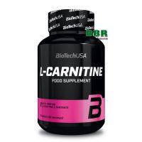 L-Carnitine 1000 30 Tabs, BioTechUSA