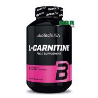 L-Carnitine 1000 60 Tabs, BioTechUSA