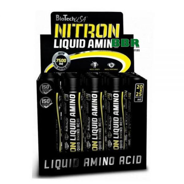 Liquid Amino (Nitron) 25ml, BioTech
