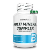 Multimineral Complex 100 Tabs, BioTechUSA
