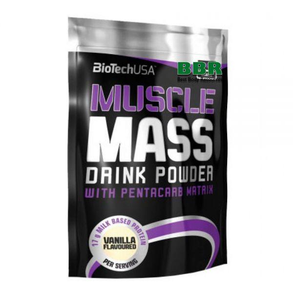 Muscle Mass 1000g, BioTech