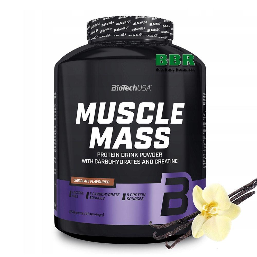 Muscle Mass 4000g, BioTech