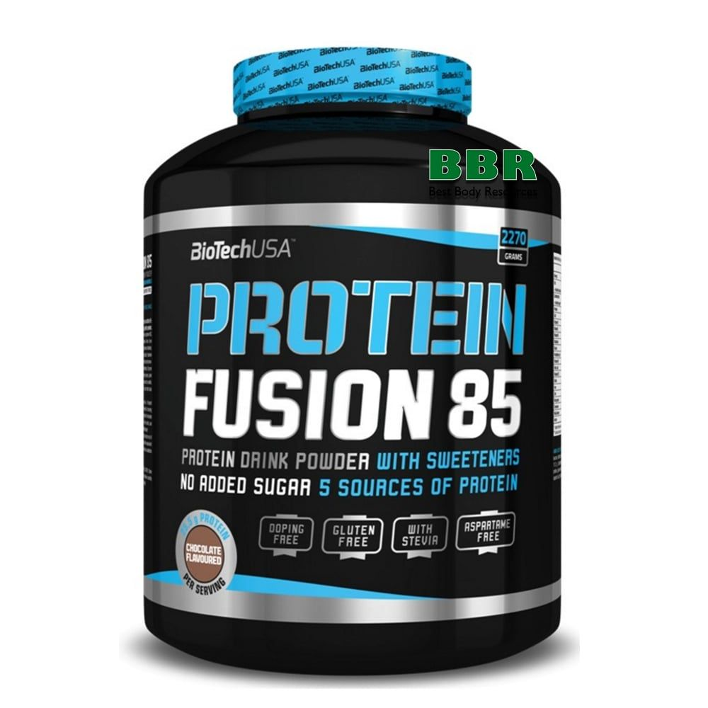 Protein Fusion 85 2270g, BioTech