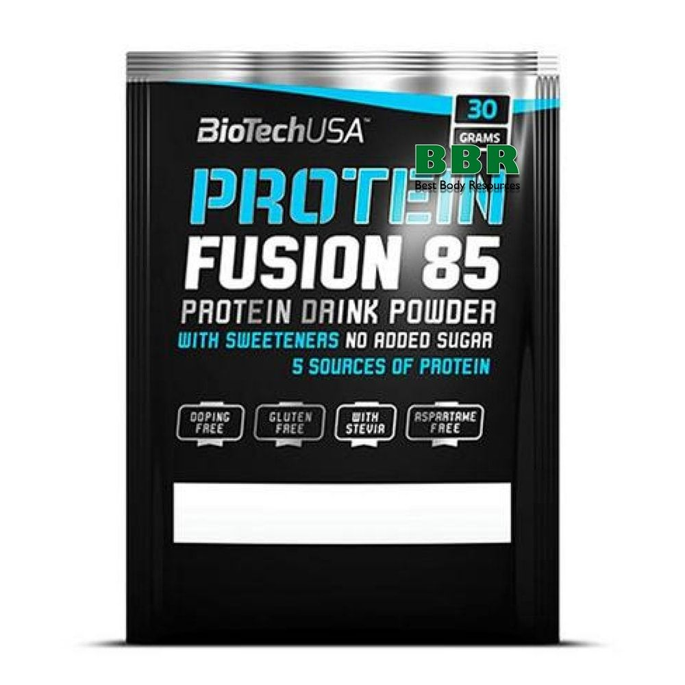 Protein Fusion 85 30g, BioTech