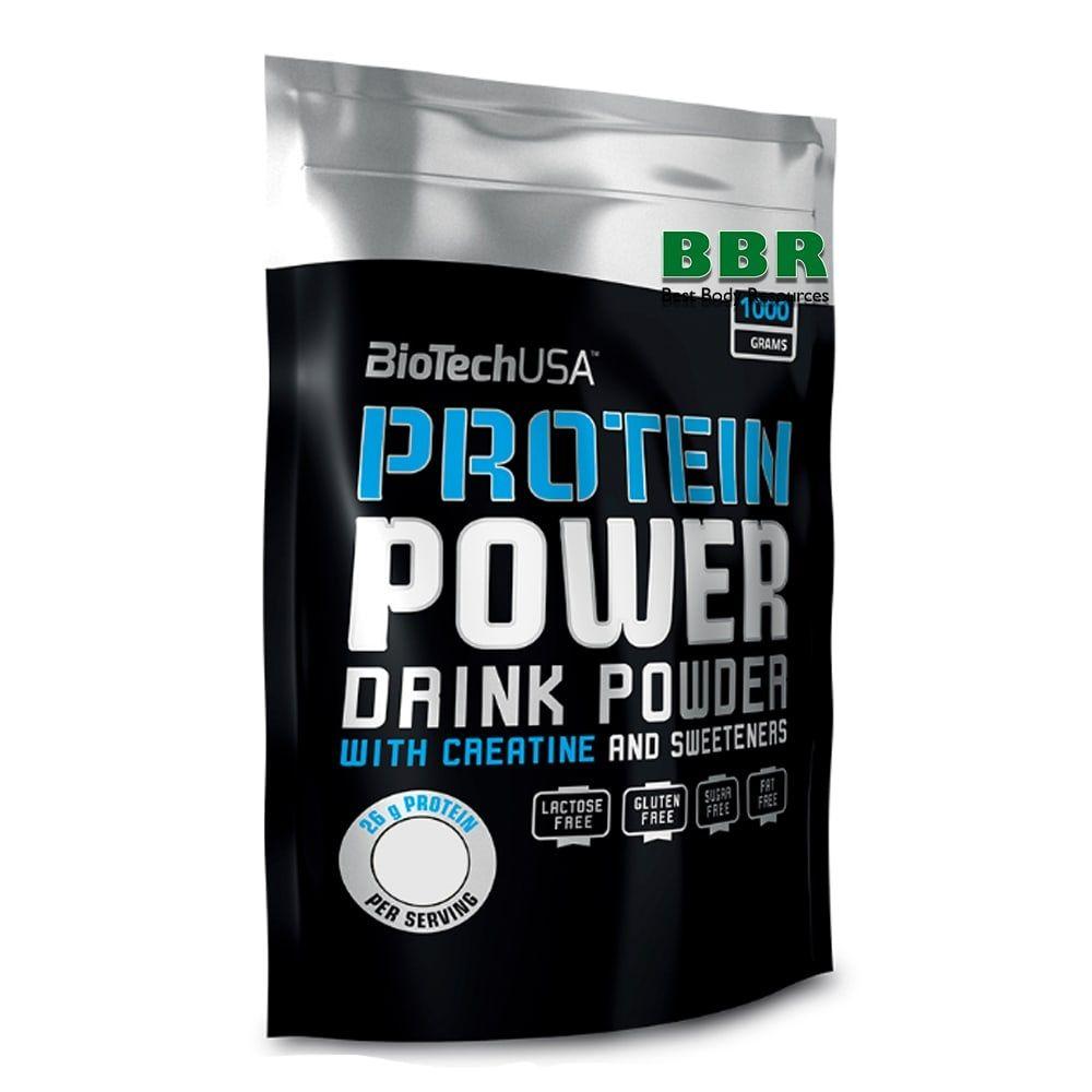 Protein Power 1kg BioTech