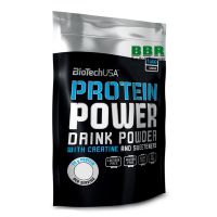 Protein Power 1000g, BioTechUSA