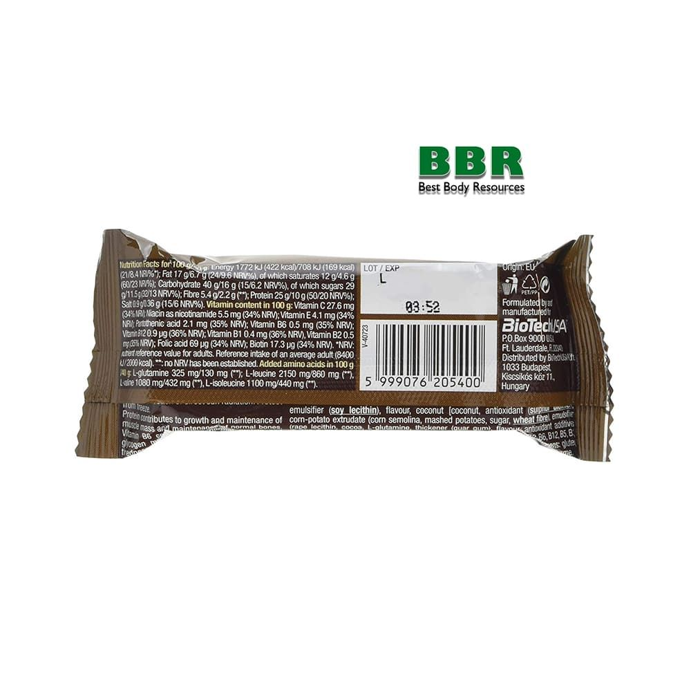 Go Protein Bar 40g, BioTech