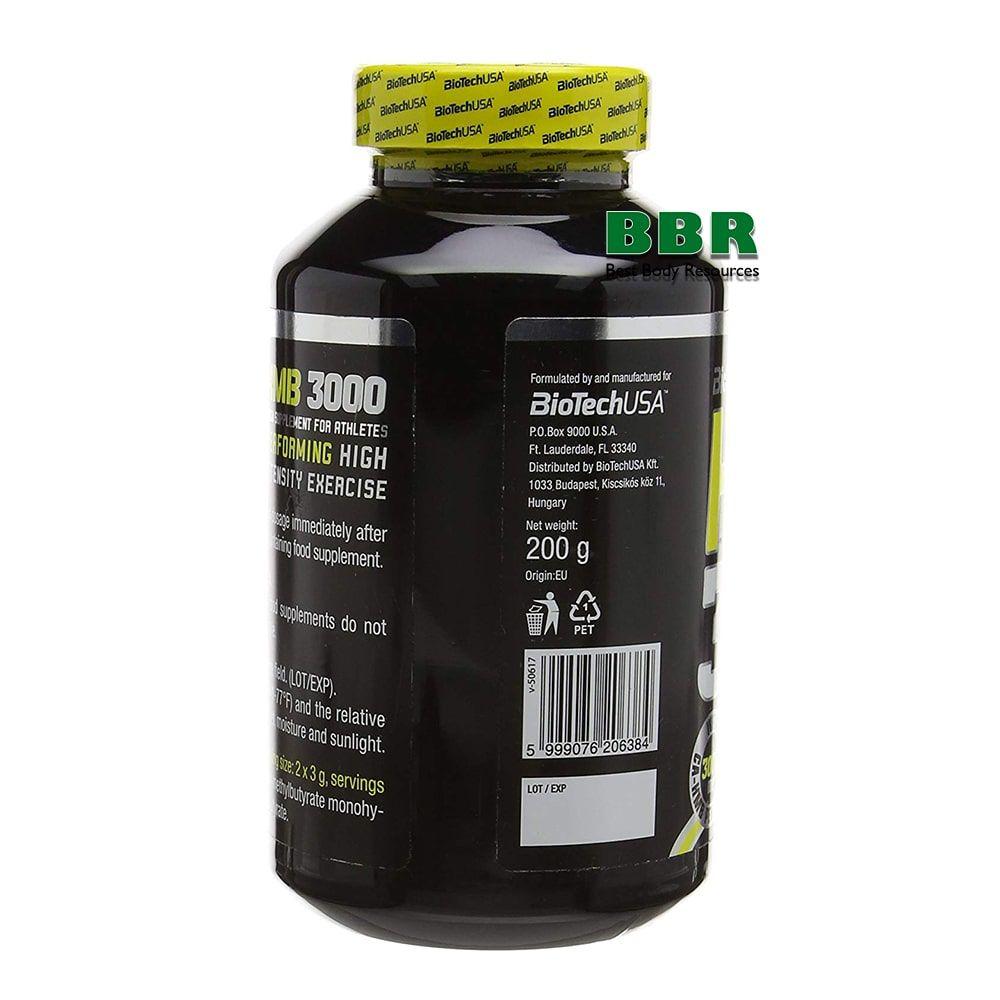 HMB 3000 200g, BioTech