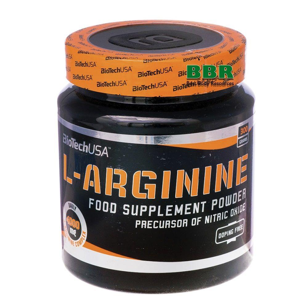 L-Arginine 300g, BioTech