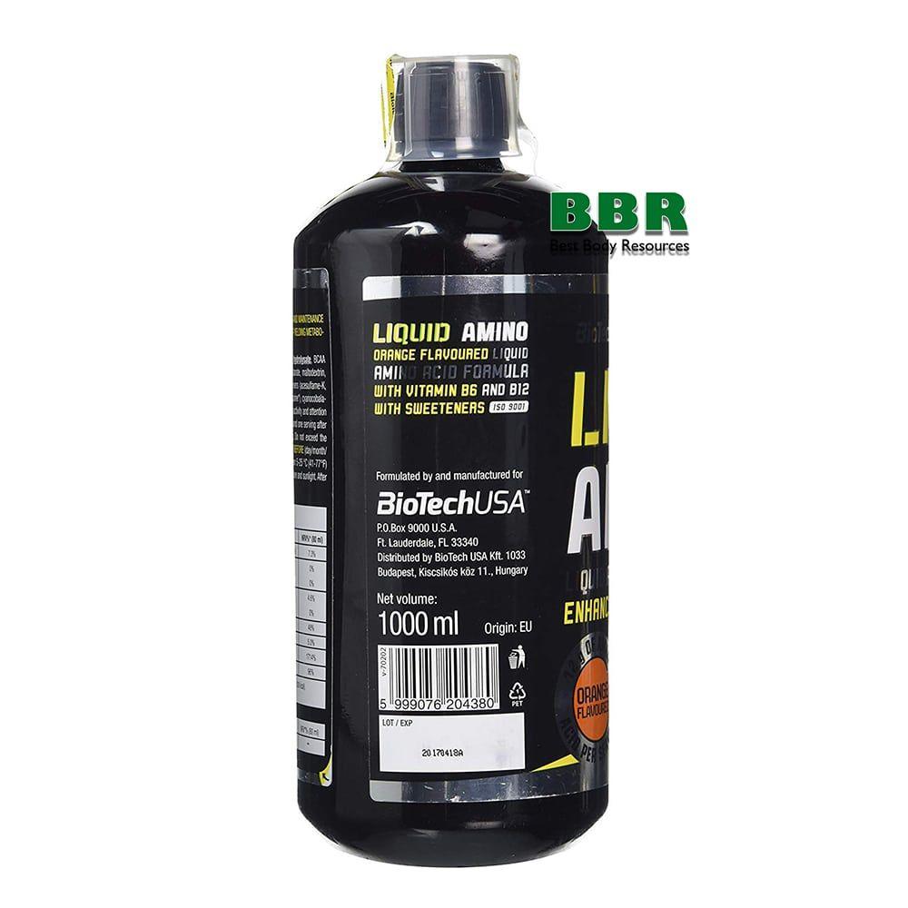Liquid Amino (Nitron) 1000ml, BioTech