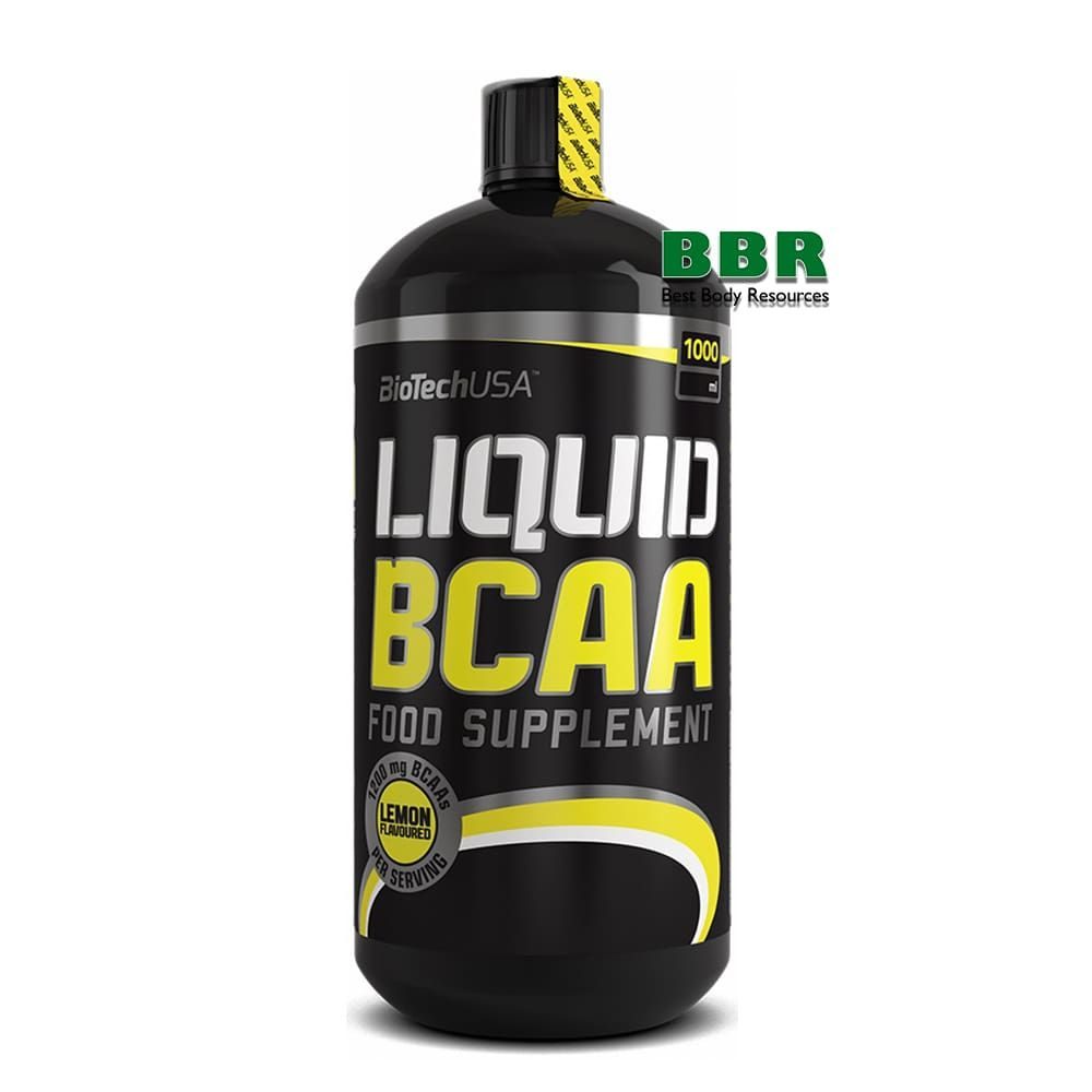 Liquid BCAA 1000ml, BioTech