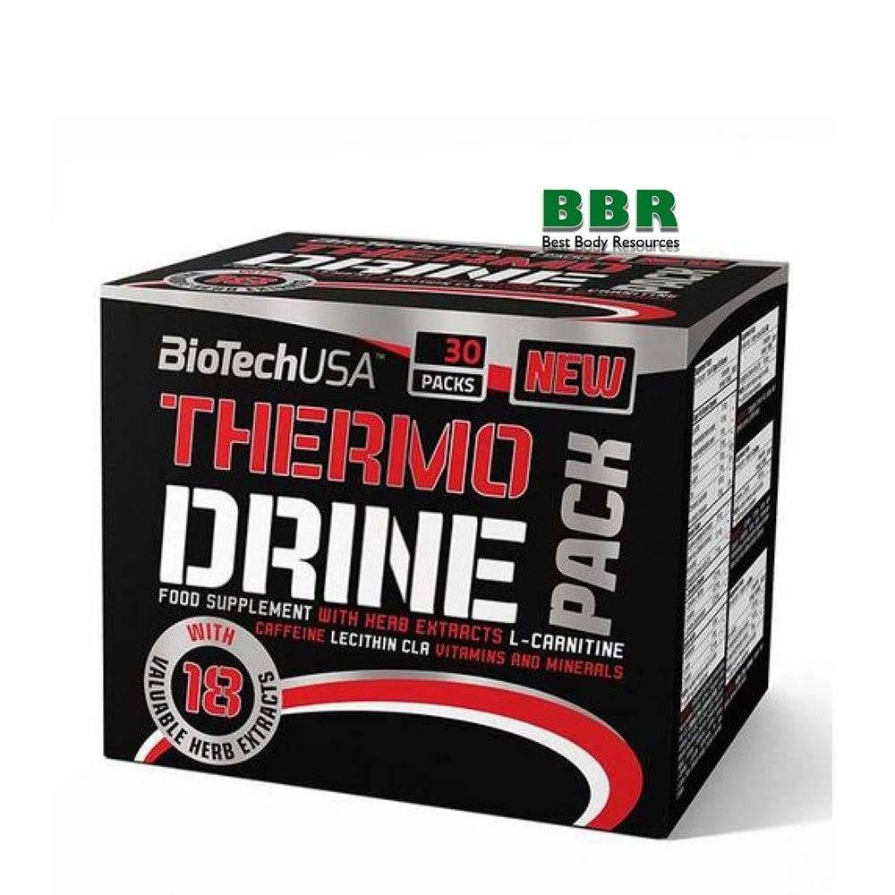 Thermo Drine Pack 30pack, BioTech