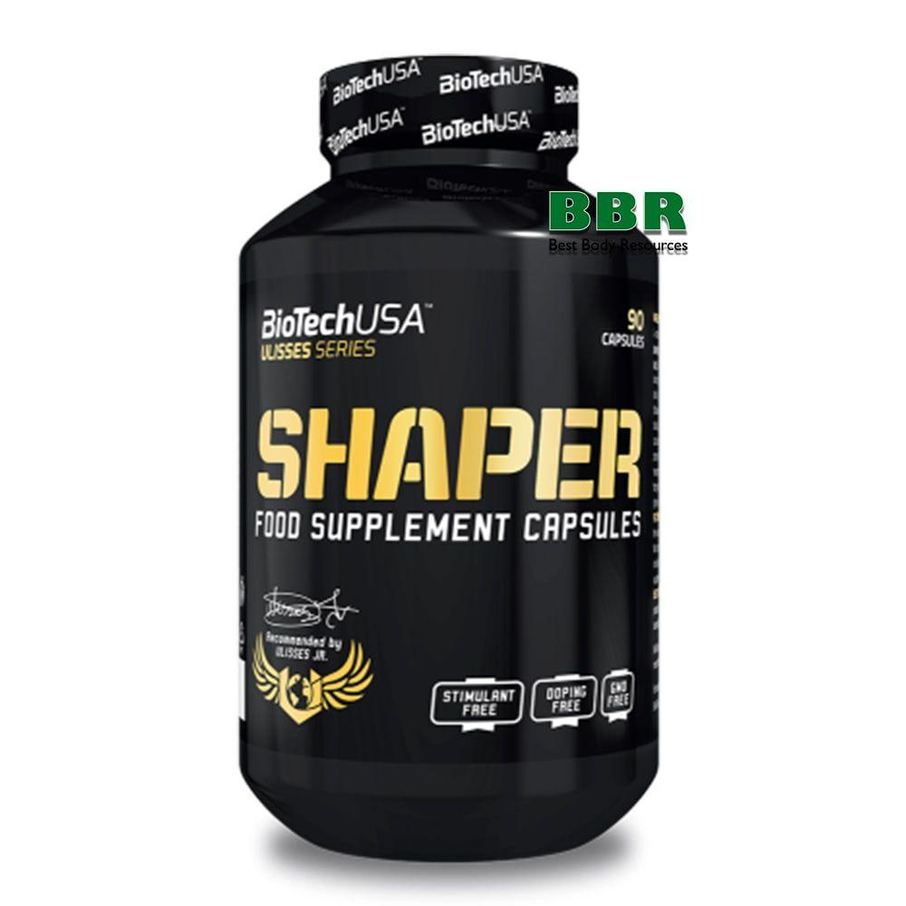 Ulisses Shaper 90 Caps, BioTechUSA