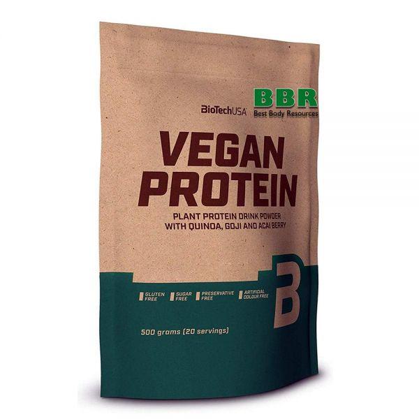 Vegan Protein 500g, BioTech