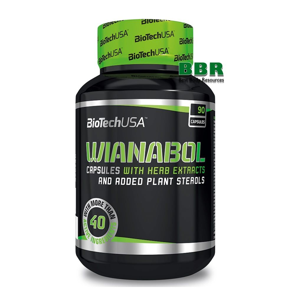 Wianabol 90caps, BioTech