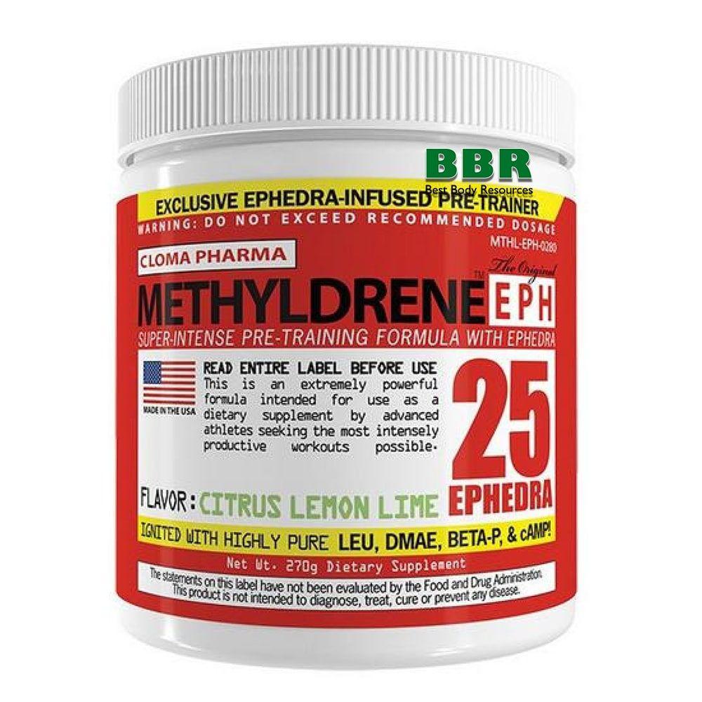 Methyldrene EPH 270g, Cloma Pharma