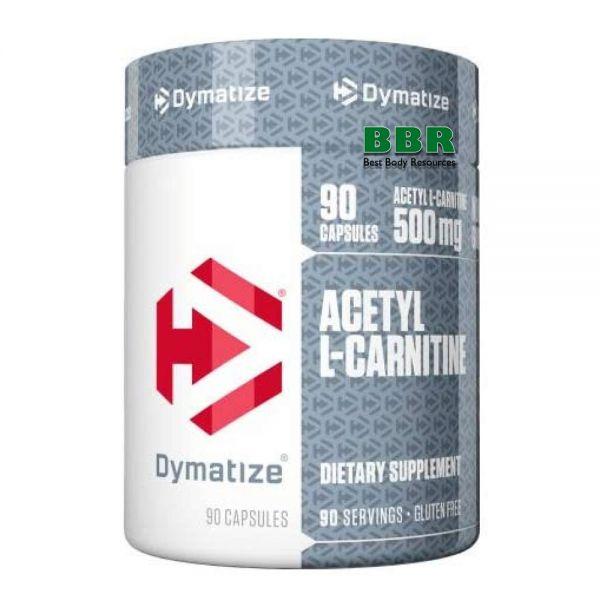 Acetyl L-carnitine 90caps, Dimatize Nutrition