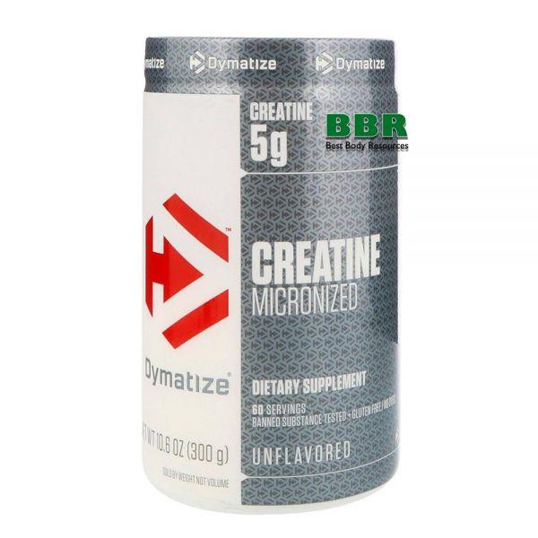 Creatine Monohydrate 300g, Dymatize Nutrition