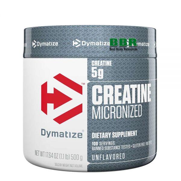 Creatine Monohydrate 500g, Dimatize Nutrition