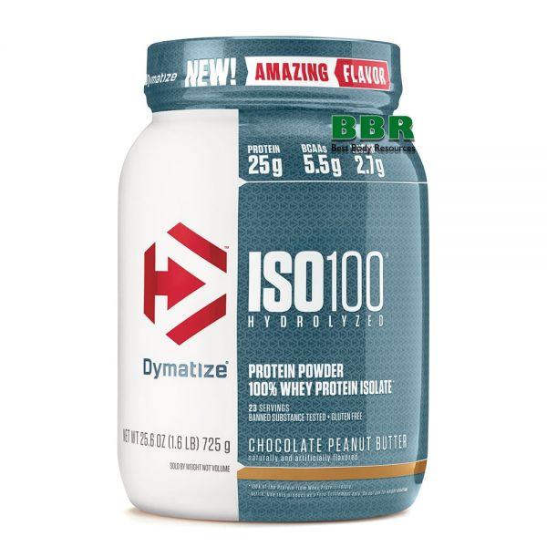 ISO-100 725g, Dymatize Nutrition