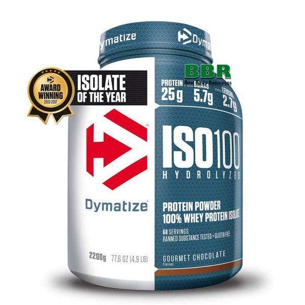 ISO-100 2270g, Dymatize Nutrition