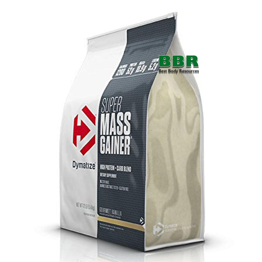 Super Mass Gainer 5,4kg, Dymatize Nutrition