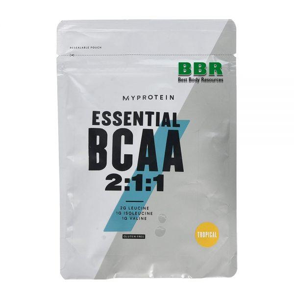 BCAA 2:1:1 500g, MyProtein