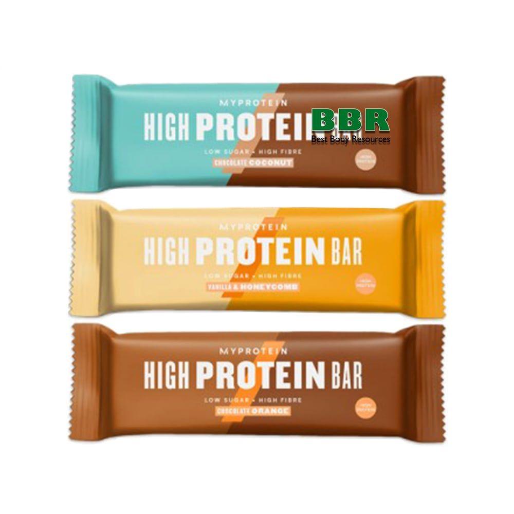 High Protein Bar 80g, MyProtein