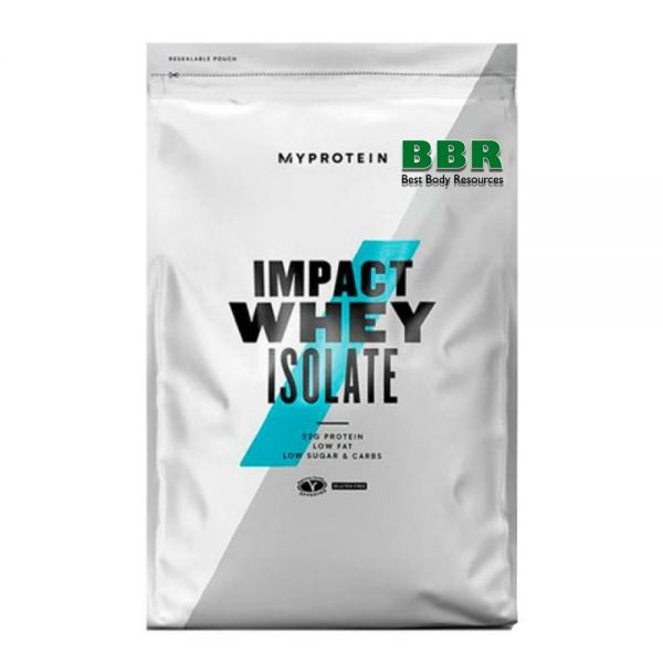 Impact Whey Isolate 1kg, MyProtein
