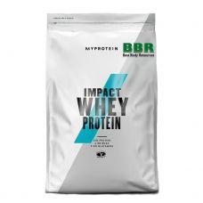 Impact Whey Protein 5000g MyProtein