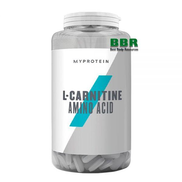 L-Carnitine 180tab, MyProtein